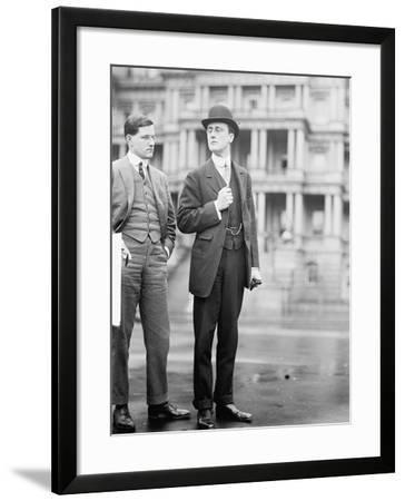 Franklin D.Roosevelt, 1913-Harris & Ewing-Framed Photographic Print