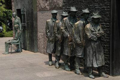 Franklin D. Roosevelt Memorial. United States--Giclee Print