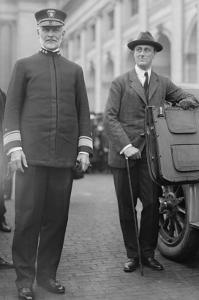 Franklin Delano Roosevelt As Secretary of the Navy