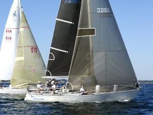 West Florida Ocean Racing Circuit, Pensacola Yacht Club, Pensacola, Florida by Franklin Viola