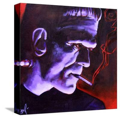 Franky-Mike Bell-Stretched Canvas Print