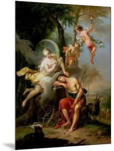 Diana and Endymion by Frans Christoph Janneck