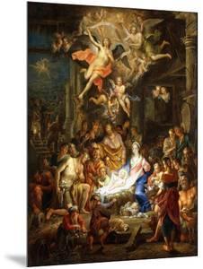The Nativity by Frans Christoph Janneck