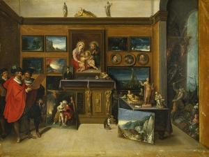 A Collection of Paintings by Frans Francken the Younger