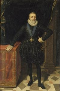 King Henry IV of France by Frans Francken the Younger