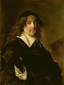 Portrait of a Man, C.1660 by Frans Francken the Younger
