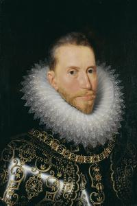 Portrait of Albert VII, Archduke of Austria (1559-162), Early 17th C by Frans Francken the Younger