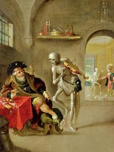 The Dance of Death by Frans Francken the Younger
