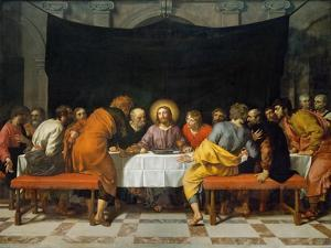 The Last Supper by Frans Francken the Younger