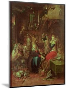 The Witches' Sabbath, 1606 by Frans Francken the Younger