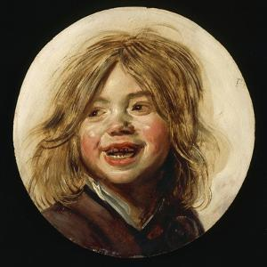 Laughing Child, c.1620-5 by Frans Hals