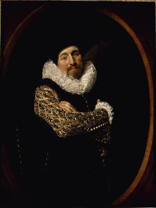 Portrait of a Man, 1622 by Frans Hals