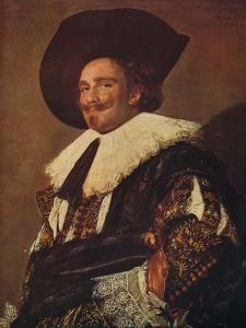 'The Laughing Cavalier', 1624, (c1915) by Frans Hals