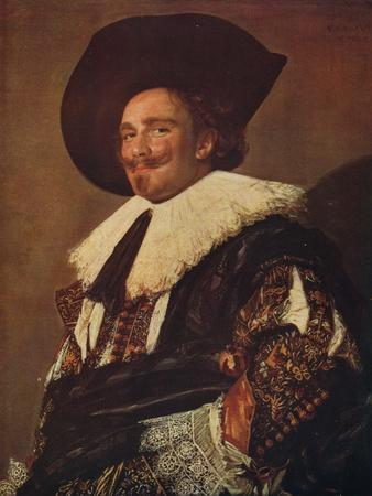 'The Laughing Cavalier', 1624, (c1915)
