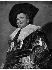 The Laughing Cavalier, 1624 by Frans Hals