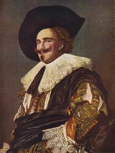 'The Laughing Cavalier', 1624 by Frans Hals