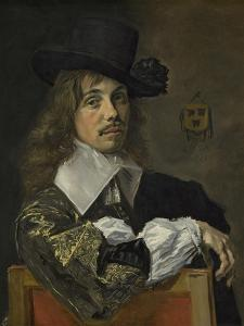 Willem Coymans, 1645 by Frans Hals