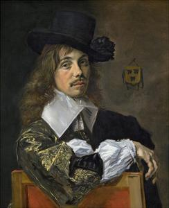 Willem Coymans by Frans Hals by Frans Hals