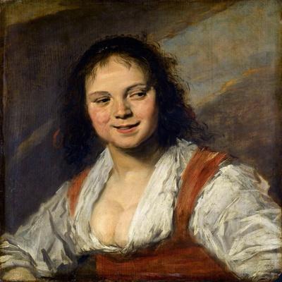 Gypsy Girl (La Bohémienn)