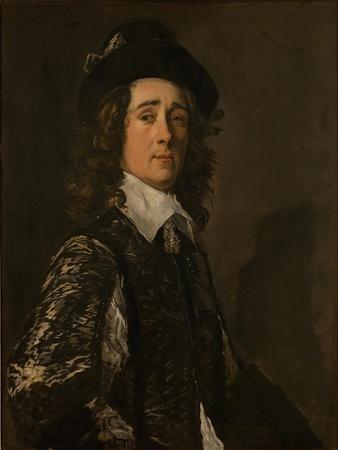 Portrait of Jaspar Schade