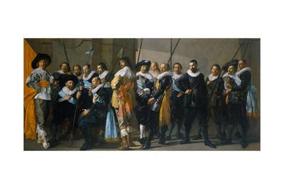 The Meagre Company, 1637
