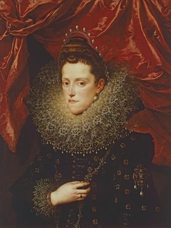 Portrait of Eleonora De Medici, Duchess of Mantua