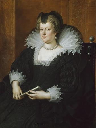 Marie De Médicis, 1616