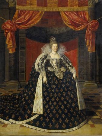 Marie De Medicis, Consort of Henry IV, King of France