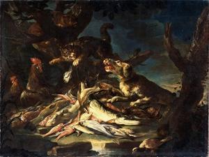 Fish, 1620 by Frans Snyders