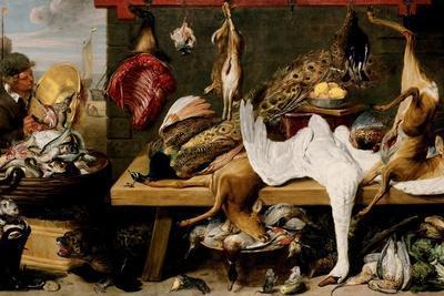 Market Scene on a Quay, c.1635-1640