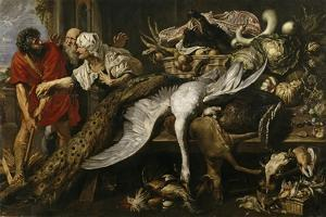 The Recognition of Philopoemen, 1609 by Frans Snyders