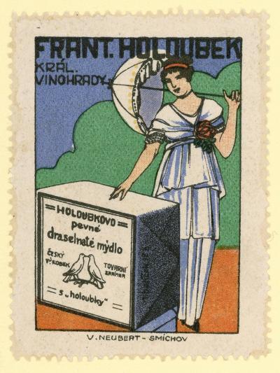 Franstisek Holoubek Dove Brand Potassium Soap--Giclee Print