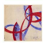 Kupka: Plane-Frantisek Kupka-Mounted Giclee Print
