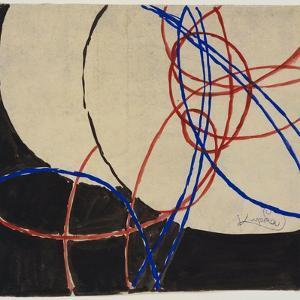 Amorpha Fugue in Two Colors IV by Frantisek Kupka