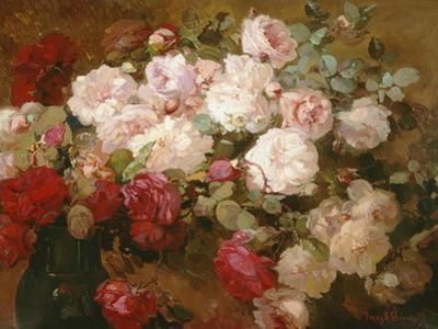 Roses by Franz Bischoff