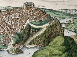 Toledo, 16th Century by Franz Hogenberg