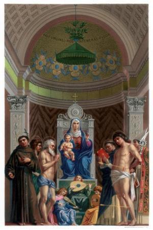 San Giobbe Altarpiece, C1478