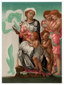 The Manchester Madonna, C1497 by Franz Kellerhoven
