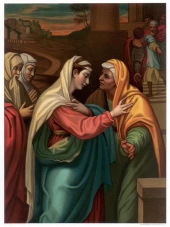 The Visitation, 1518-1519