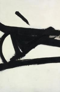 Accent Grave by Franz Kline