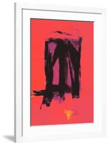Red Painting, c.1961 by Franz Kline