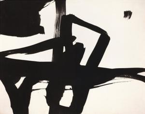 Untitled, 1950 by Franz Kline