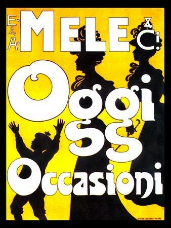 Mele for Today's Occasions