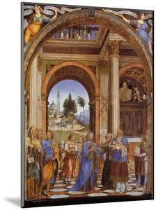 Presentation of Jesus in the Temple by Franz Lenhart