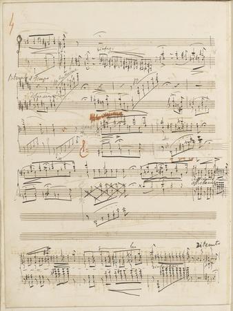 Trois études de concert. Piano. S 144 : page 4