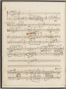 Trois études de concert. Piano. S 144 : page 4 by Franz Liszt