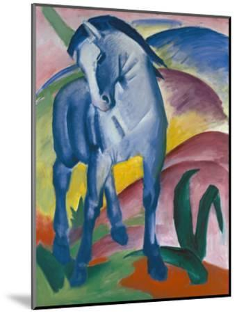 Blaues Pferd I., 1911