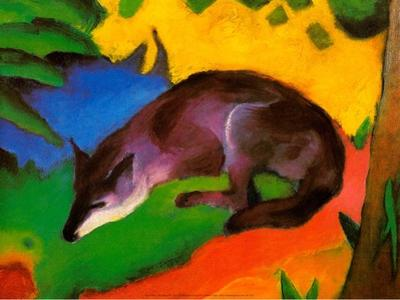 Blue-Black Fox, 1911