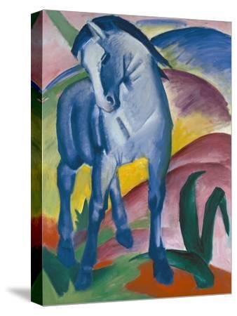 Blue Horse, 1911