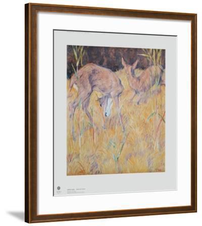 Deer in the Reed